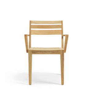Ethimo's Ribot range dining armchair.