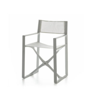 Serralunga's Regista dining chair in white