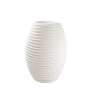 Serralunga's Top Pot Planter in white
