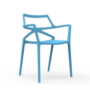 The Delta armchair by Vondom.