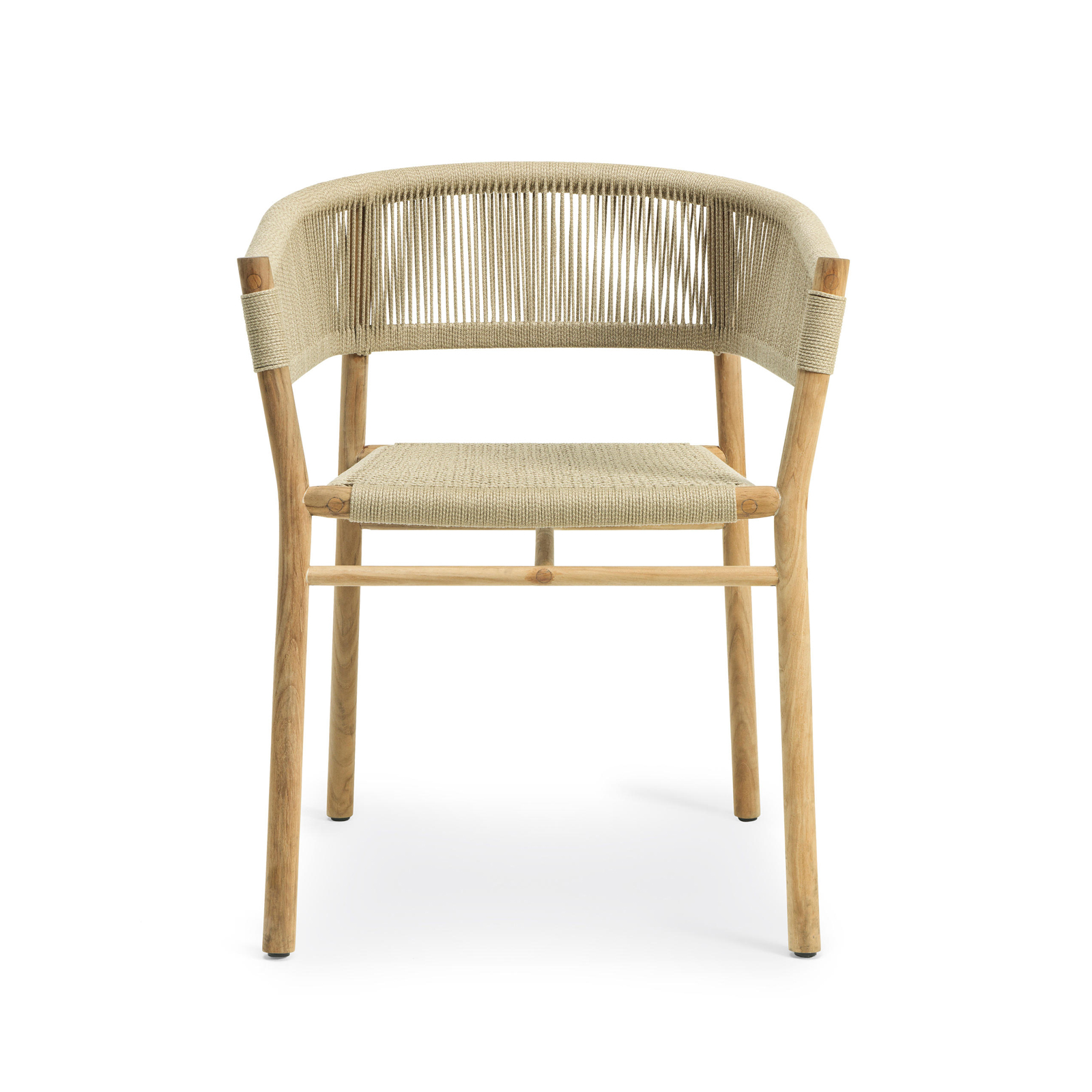 Kilt Dining Chair Teak Ethimo Core Furniture Product 2 Core Furniture Online