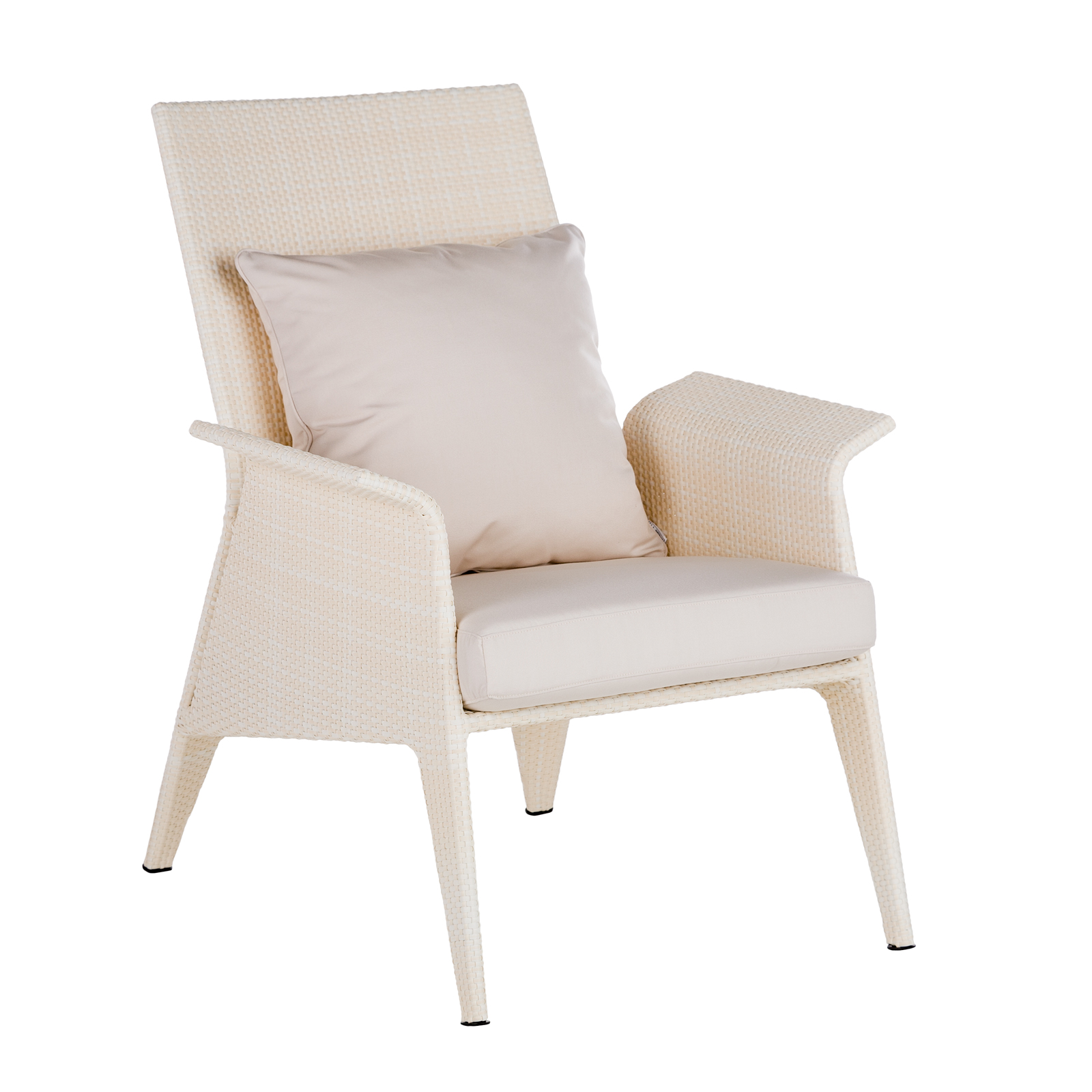 U High Back Armchair By Point