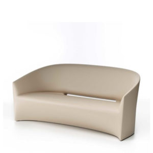 Serralunga's Pine Beach Sofa in stone