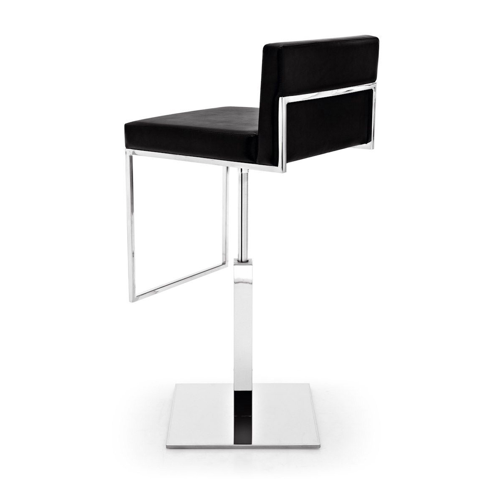 EVEN ADJUSTABLE STOOL By Calligaris