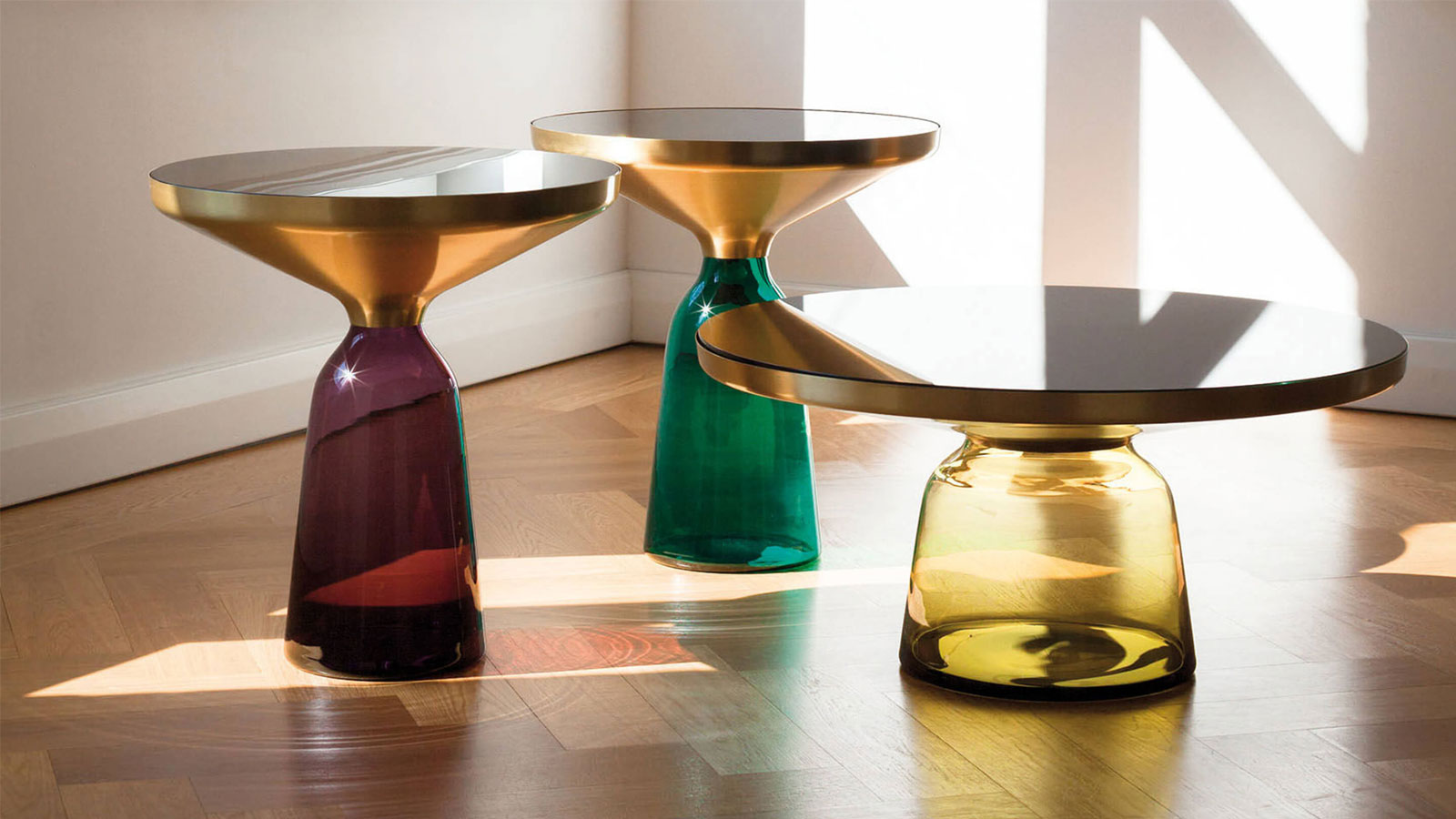 Coffee tables, Side tables + Stools