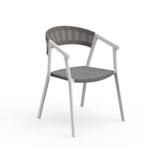 The Key dining armchair by Talenti.