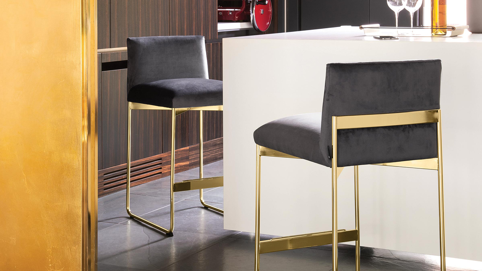 Bar + Kitchen Stools