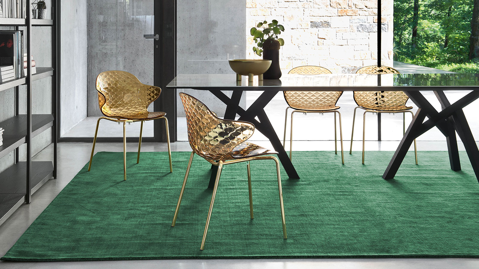 Un-upholstered Dining Chairs