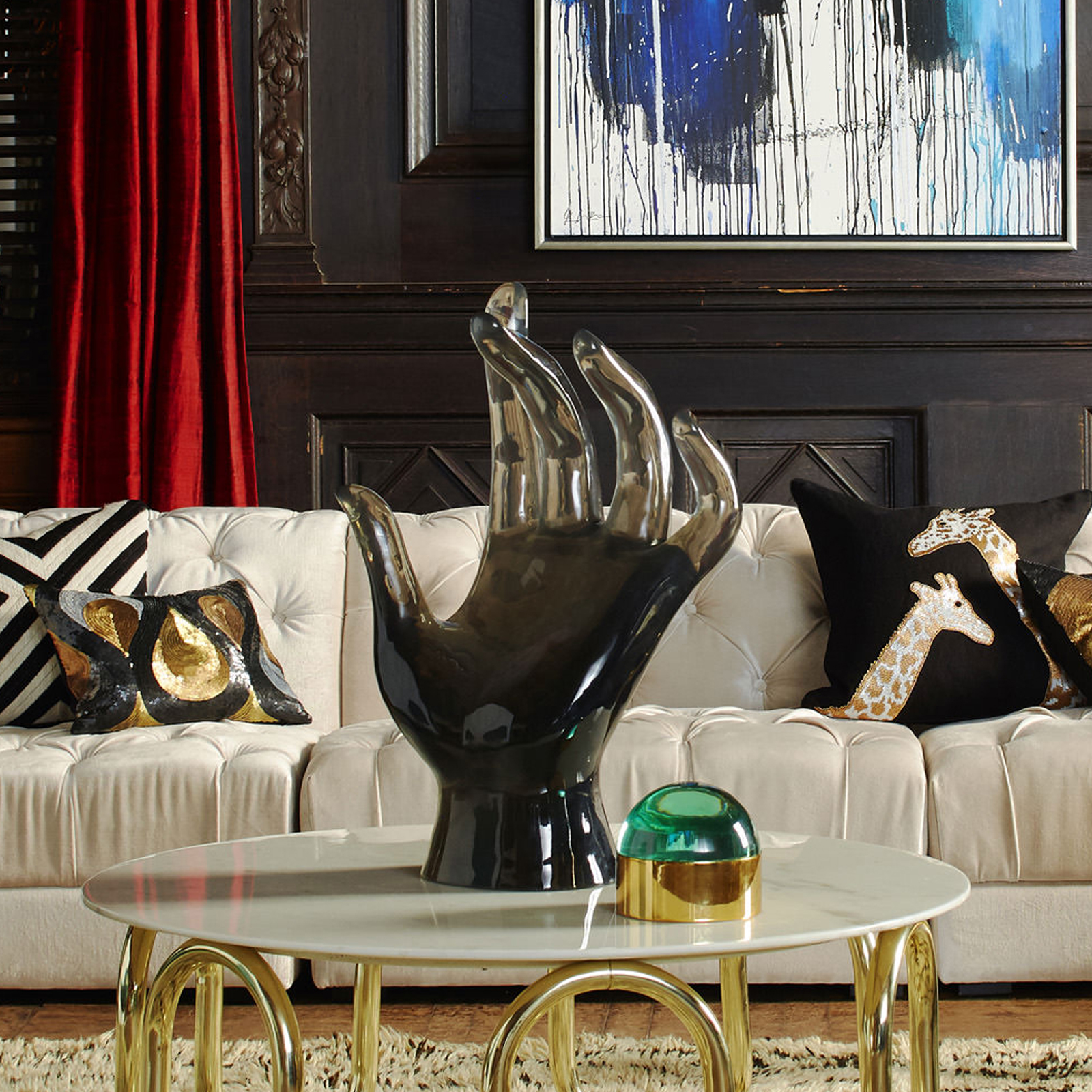 Giant Hand By Jonathan Adler Core Furniture Online
