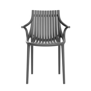The Ibiza chair with arms by Vondom.