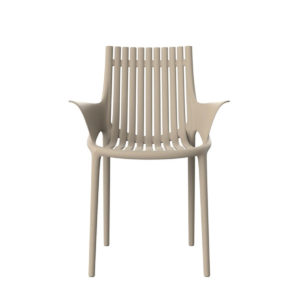 The Ibiza armchair by Vondom.
