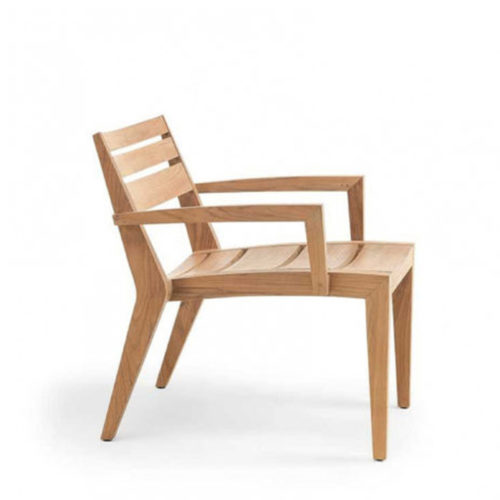 Ethimo's Ribot range lounge armchair.