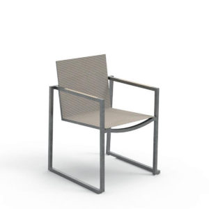 The Essence armchair by Talenti.