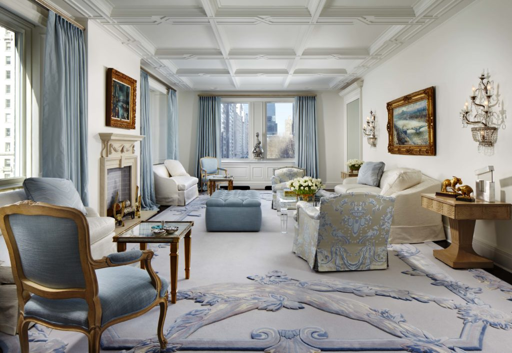 Interior design bradfield tobin new york shery netherland - Design living room online ...