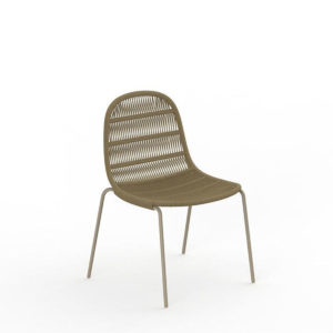 The Panama dining chair by Talenti