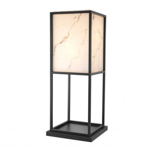 The Barret Floor Lamp by Eichholtz.