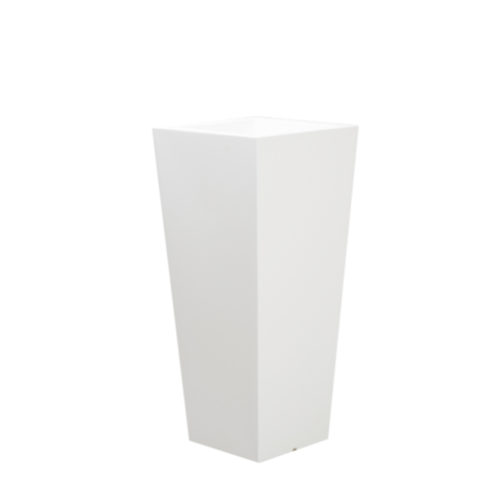 New Garden's Melisa 40 planter in white.